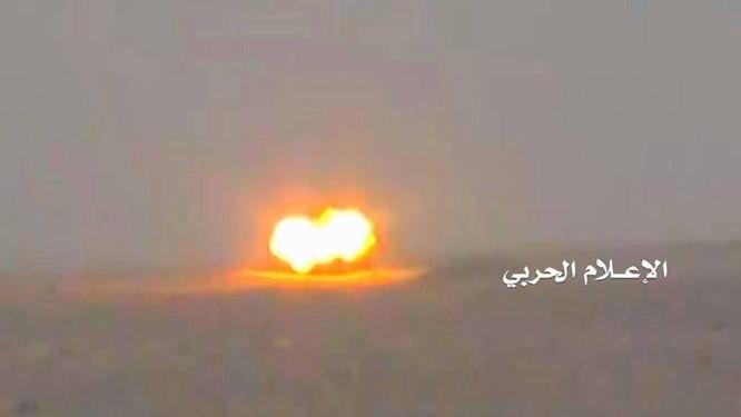 Máy bay MQ-9 Reaper Mỹ bị phiến quân Houthi bắn hạ ảnh 11