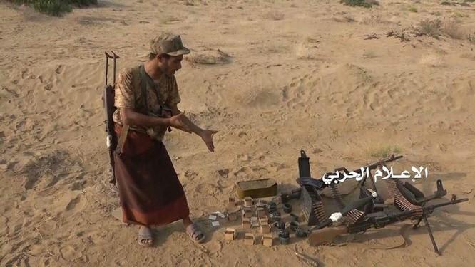 Máy bay MQ-9 Reaper Mỹ bị phiến quân Houthi bắn hạ ảnh 13
