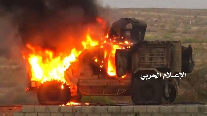 Máy bay MQ-9 Reaper Mỹ bị phiến quân Houthi bắn hạ ảnh 14
