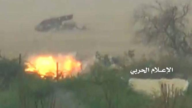 Máy bay MQ-9 Reaper Mỹ bị phiến quân Houthi bắn hạ ảnh 15