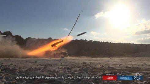 Quân đội Syria đập tan IS ở Al-Sukhnah, khủng bố cắt tiếp vận đến Deir Ezzor ảnh 1