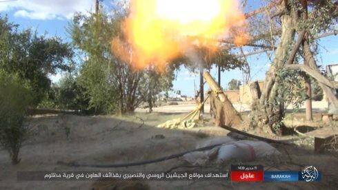 Quân đội Syria đập tan IS ở Al-Sukhnah, khủng bố cắt tiếp vận đến Deir Ezzor ảnh 3
