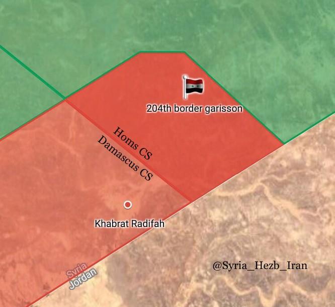 Quân Syria đánh vỗ mặt FSA Mỹ chống lưng, chiếm hàng loạt đồn biên phòng ảnh 1