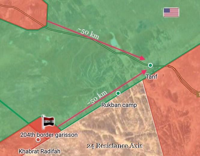 Quân Syria đánh vỗ mặt FSA Mỹ chống lưng, chiếm hàng loạt đồn biên phòng ảnh 3