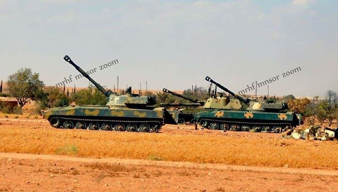 Chảo lửa Homs sôi sục, IS quyết kéo quân đội Syria khỏi Deir Ezzor ảnh 1
