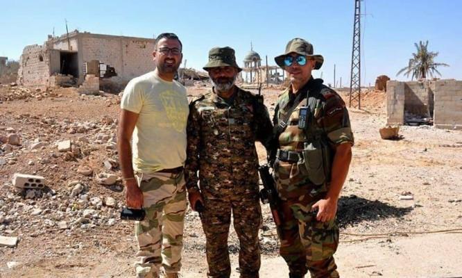 Chảo lửa Homs sôi sục, IS quyết kéo quân đội Syria khỏi Deir Ezzor ảnh 5