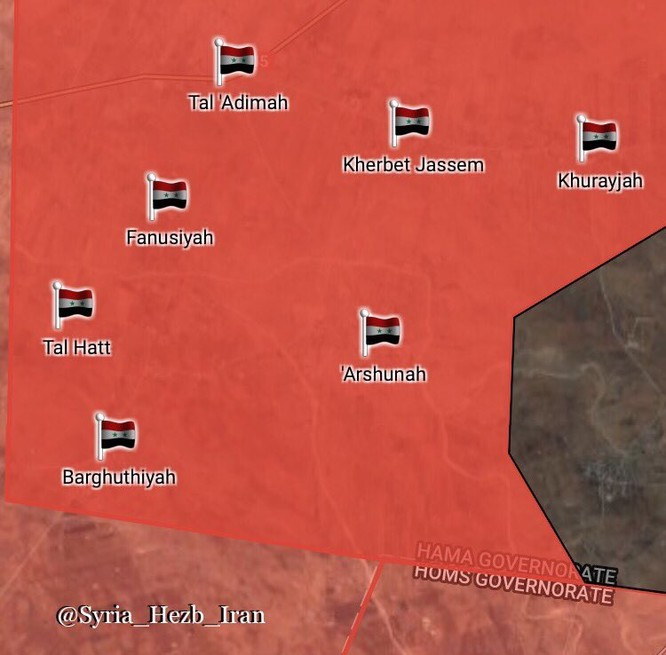 Chảo lửa Homs sôi sục, IS quyết kéo quân đội Syria khỏi Deir Ezzor ảnh 10