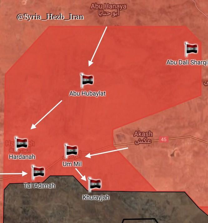 Chảo lửa Homs sôi sục, IS quyết kéo quân đội Syria khỏi Deir Ezzor ảnh 11