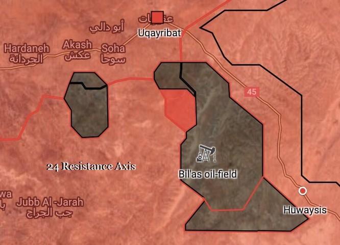 Quân đội Syria vây dồn IS, quyết diệt sạch khủng bố ảnh 1