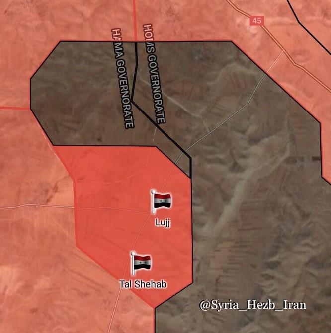 Quân đội Syria vây dồn IS, quyết diệt sạch khủng bố ảnh 2