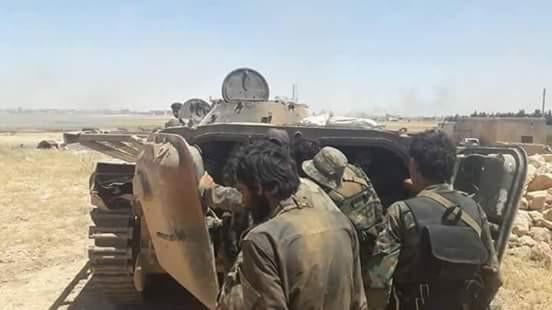 """Nga oanh kích dữ dội, """"Hổ Syria"""" đánh bật IS chiếm sào huyệt al-Mayadin ảnh 2"""
