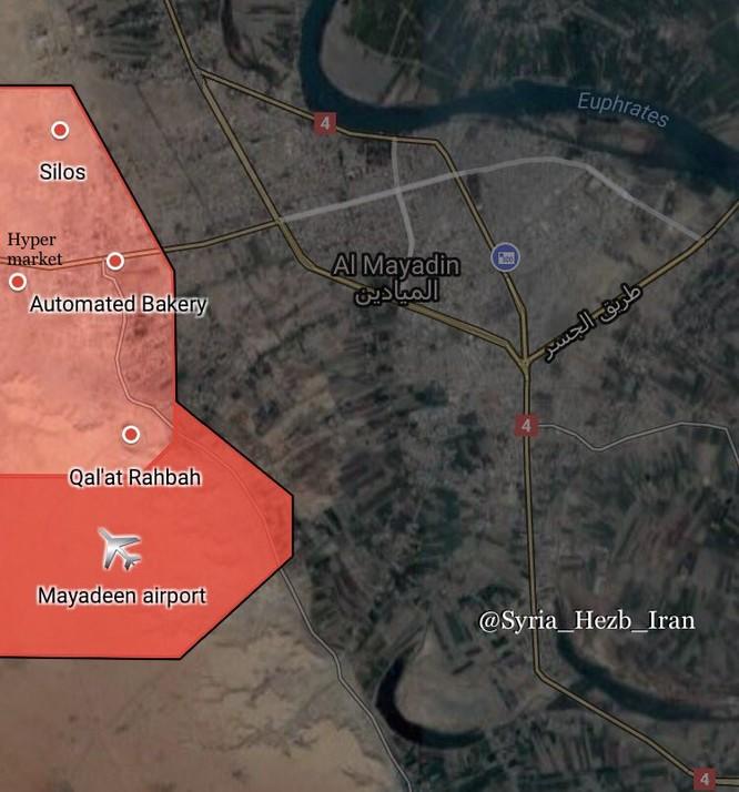 """Nga oanh kích dữ dội, """"Hổ Syria"""" đánh bật IS chiếm sào huyệt al-Mayadin ảnh 6"""