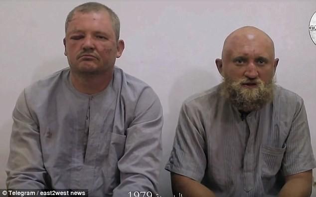 Sự thật cái chết bi hùng của 2 lính đánh thuê Nga tại Syria ảnh 1