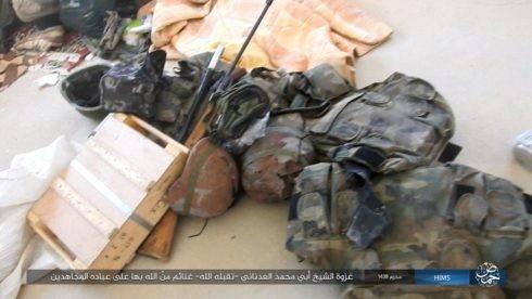 Quân đội Syria chiếm lại cao tốc Al-Sukhnah-Deir Ezzor, IS dồn binh bảo vệ sào huyệt ảnh 5