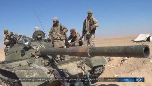 Quân đội Syria chiếm lại cao tốc Al-Sukhnah-Deir Ezzor, IS dồn binh bảo vệ sào huyệt ảnh 7