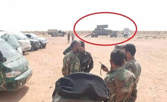 """""""Hung thần"""" nhiệt áp TOS-1A Nga sắp được tung vào đánh IS ở Deir Ezzor ảnh 3"""