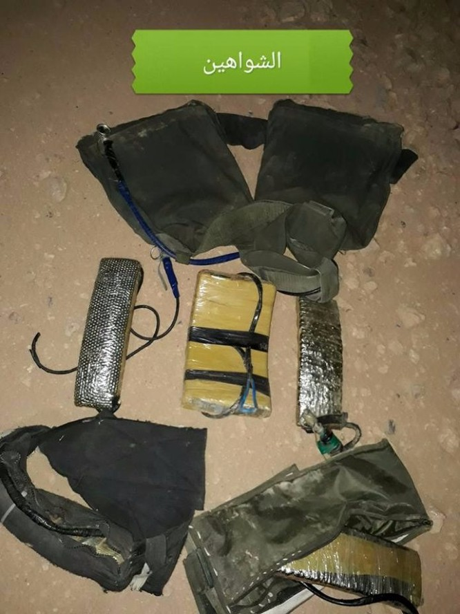Mở đường máu phá vây, hàng loạt chiến binh IS mất mạng ảnh 2