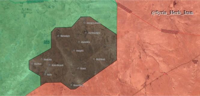 Mở đường máu phá vây, hàng loạt chiến binh IS mất mạng ảnh 3