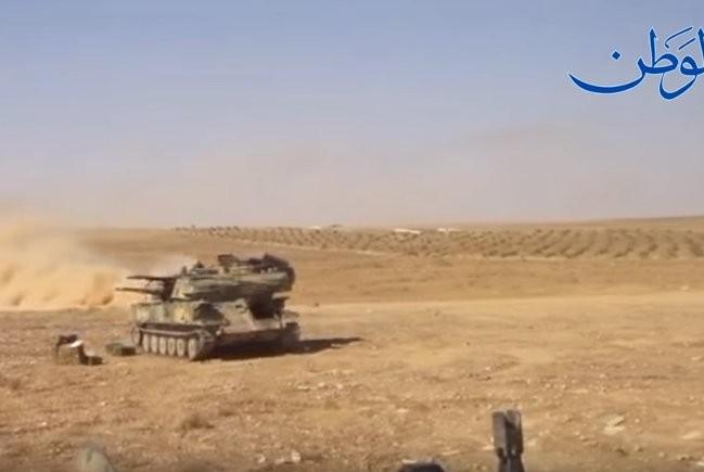 """""""Hổ Syria"""" xung trận đánh chiếm sào huyệt IS tại Deir Ezzor (video) ảnh 6"""