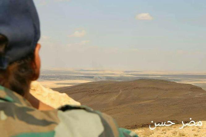 Quân đội Syria sắp tung đòn chiếm cứ địa IS tại Homs ảnh 1