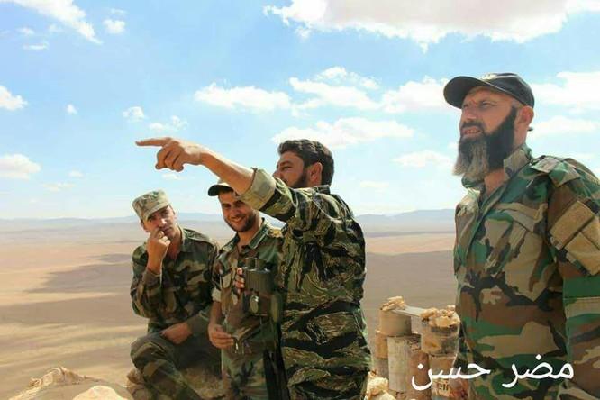 Quân đội Syria sắp tung đòn chiếm cứ địa IS tại Homs ảnh 2