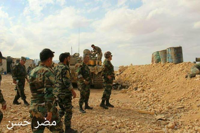 Quân đội Syria sắp tung đòn chiếm cứ địa IS tại Homs ảnh 3