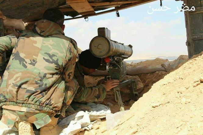 Quân đội Syria sắp tung đòn chiếm cứ địa IS tại Homs ảnh 4