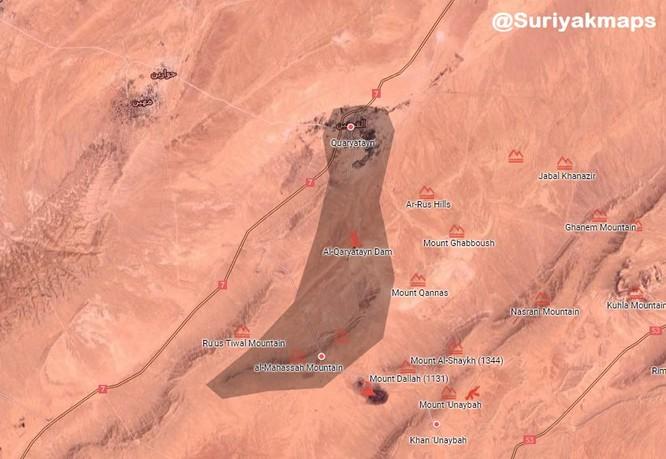 Quân đội Syria sắp tung đòn chiếm cứ địa IS tại Homs ảnh 6