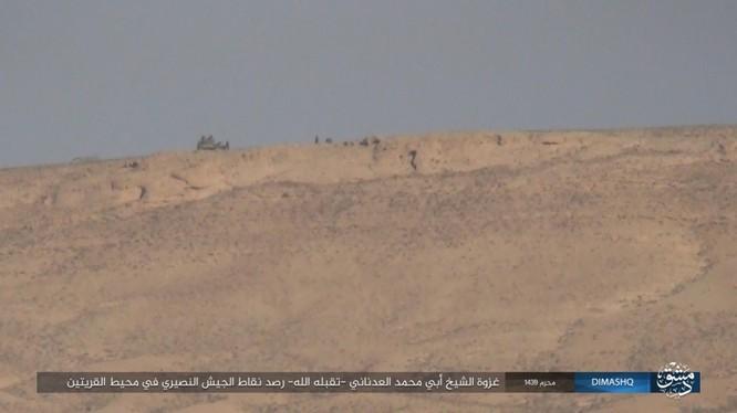 Quân đội Syria sắp tung đòn chiếm cứ địa IS tại Homs ảnh 7