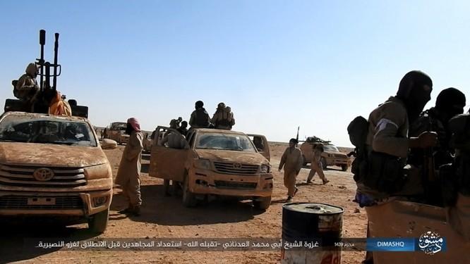 Quân đội Syria sắp tung đòn chiếm cứ địa IS tại Homs ảnh 9