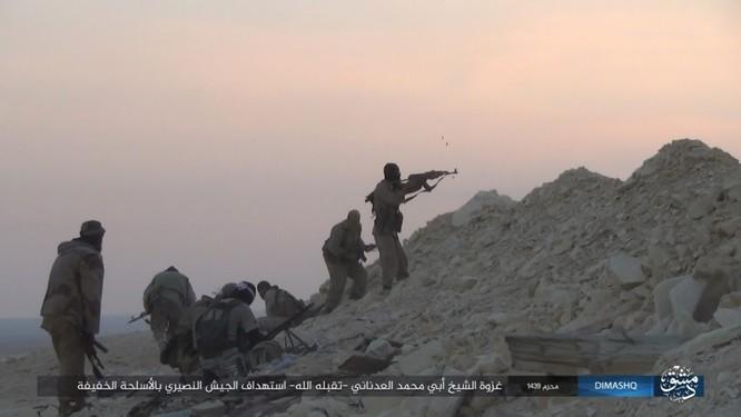 Quân đội Syria sắp tung đòn chiếm cứ địa IS tại Homs ảnh 13