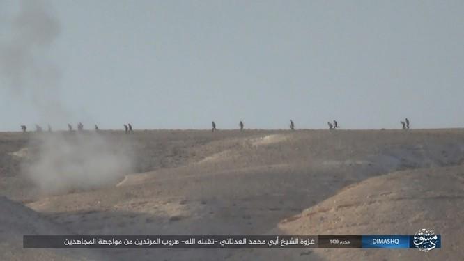 Quân đội Syria sắp tung đòn chiếm cứ địa IS tại Homs ảnh 15