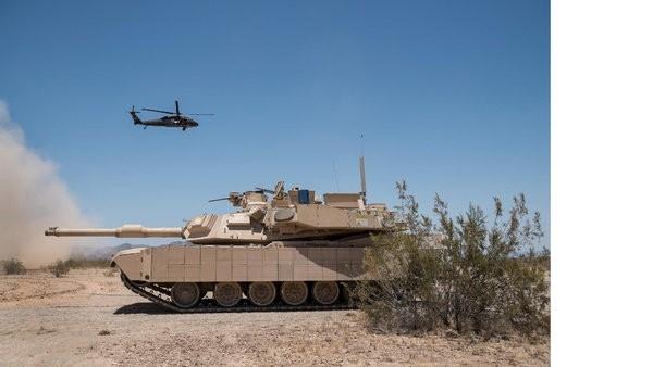 """Chờn Nga, Mỹ """"tầm sư"""" Israel về xe tăng ảnh 6"""