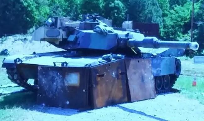 """Chờn Nga, Mỹ """"tầm sư"""" Israel về xe tăng ảnh 2"""