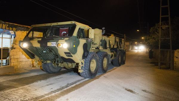 Thổ Nhĩ Kỳ điều binh vào lãnh thổ Syria, liên thủ với phiến quân khủng bố (video) ảnh 3