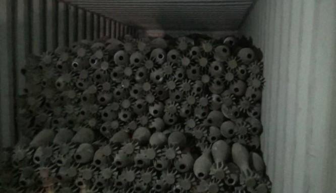 Quân đội Syria xốc tới đánh diệt IS tại Homs -Hama, đoạt kho vũ khí khổng lồ (chùm video) ảnh 2