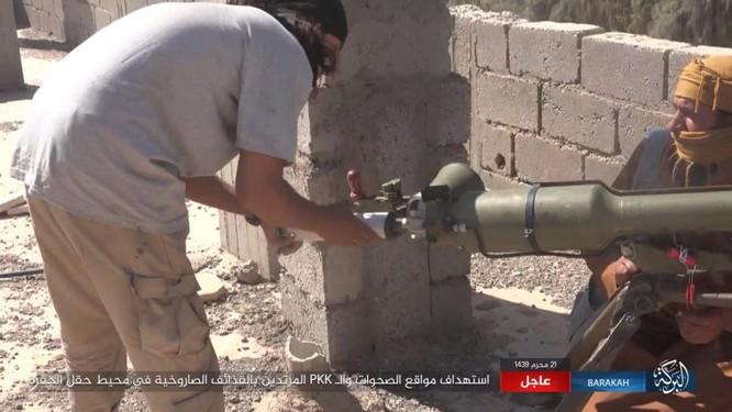 IS đột ngột tung đòn tấn công người Kurd tại Deir Ezzor ảnh 4