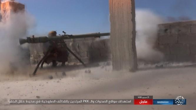 IS đột ngột tung đòn tấn công người Kurd tại Deir Ezzor ảnh 5