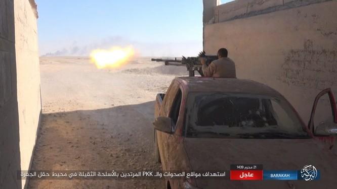 IS đột ngột tung đòn tấn công người Kurd tại Deir Ezzor ảnh 6
