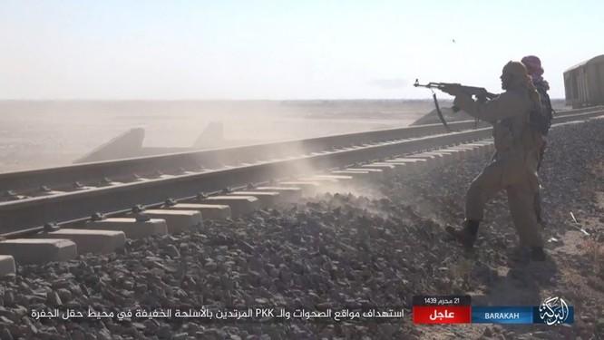 IS đột ngột tung đòn tấn công người Kurd tại Deir Ezzor ảnh 7