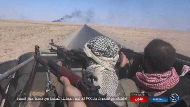 IS đột ngột tung đòn tấn công người Kurd tại Deir Ezzor ảnh 8