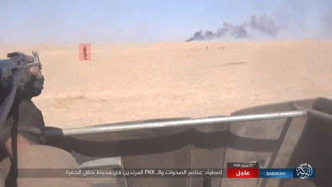 IS đột ngột tung đòn tấn công người Kurd tại Deir Ezzor ảnh 9