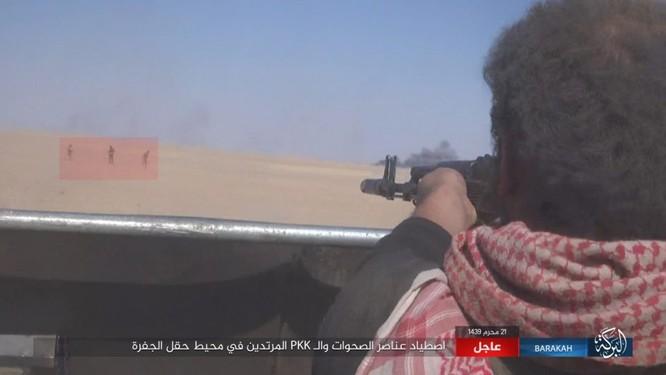 IS đột ngột tung đòn tấn công người Kurd tại Deir Ezzor ảnh 10