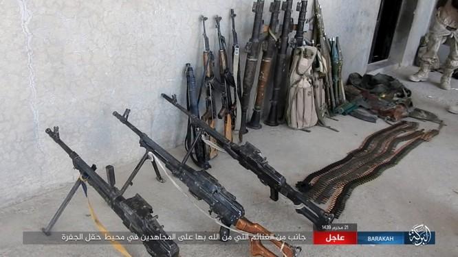 IS đột ngột tung đòn tấn công người Kurd tại Deir Ezzor ảnh 12
