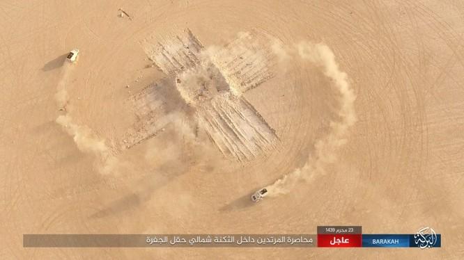 IS đột ngột tung đòn tấn công người Kurd tại Deir Ezzor ảnh 13