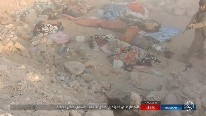 IS đột ngột tung đòn tấn công người Kurd tại Deir Ezzor ảnh 15