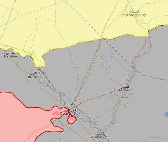 IS đột ngột tung đòn tấn công người Kurd tại Deir Ezzor ảnh 2