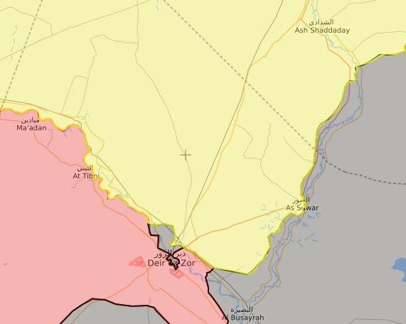 IS đột ngột tung đòn tấn công người Kurd tại Deir Ezzor ảnh 3