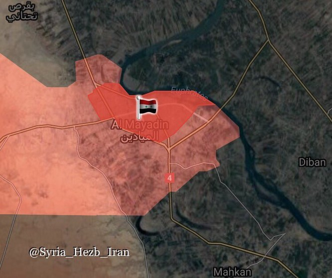 Video chiến sự Syria: Sào huyệt IS sạch bóng phiến quân ảnh 4