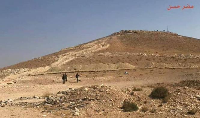 Chiến sự Syria: Quân Assad quét sạch IS trên sa mạc đông Hama ảnh 3
